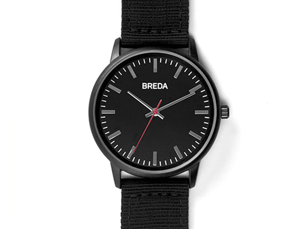 Breda - Breda Valor Watch Black Black 1707C - Personal Accessories - Watch - Analog Watch - Modern Anthology-
