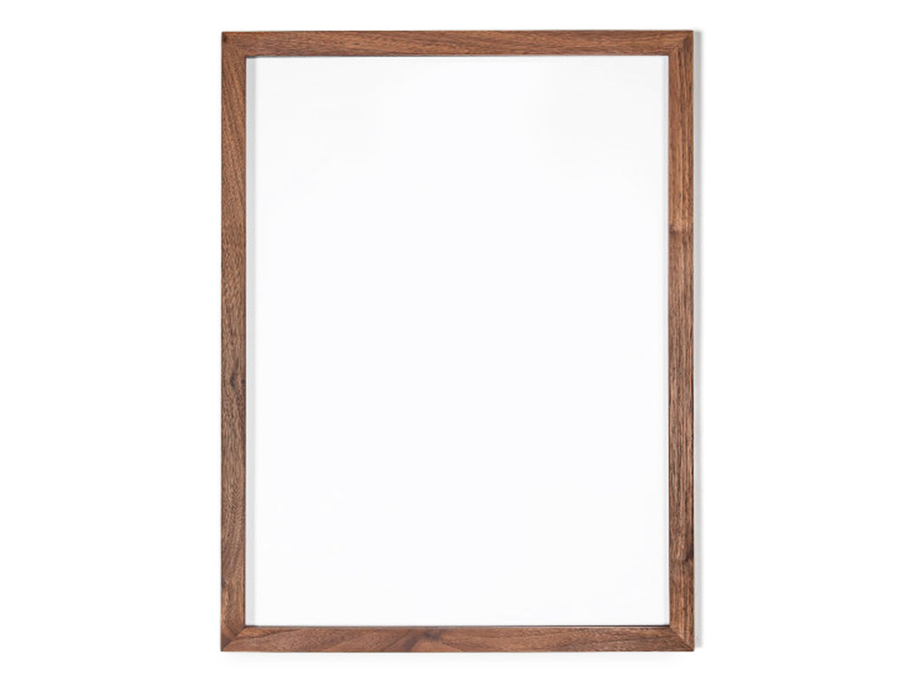 Walnut Readymade Frame - Pop Chart Labs - Modern Anthology - 1