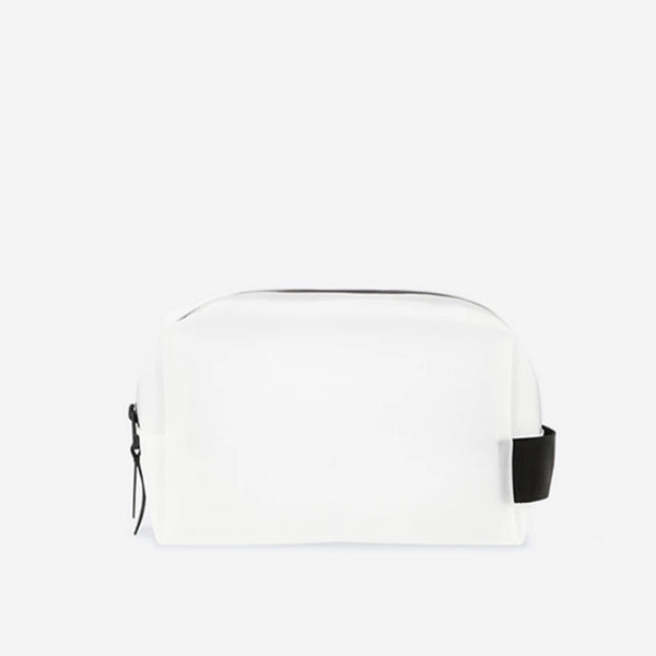 Rains - Rains Dopp Kit Small, White - Personal Accessories - Bag - Dopp Kit - Modern Anthology-
