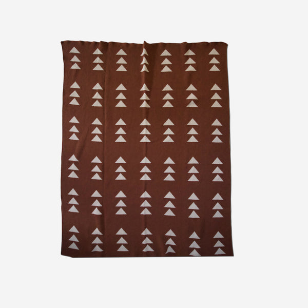 Triple Triangle Throw - Available in 2 Colors