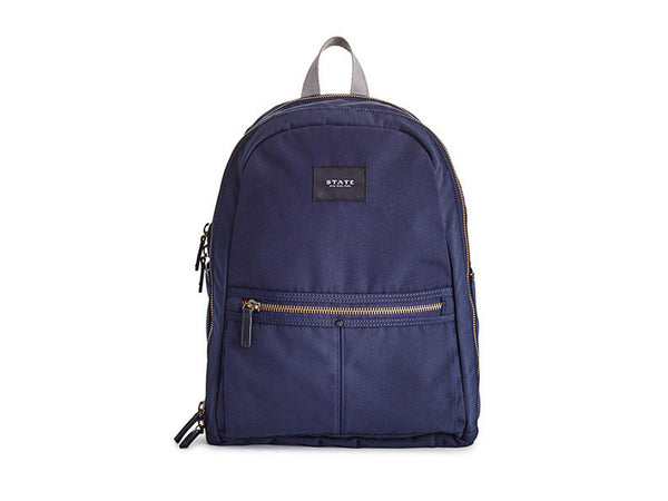 STATE - Union Backpack, Navy - BAGS + WALLETS - Modern Anthology-