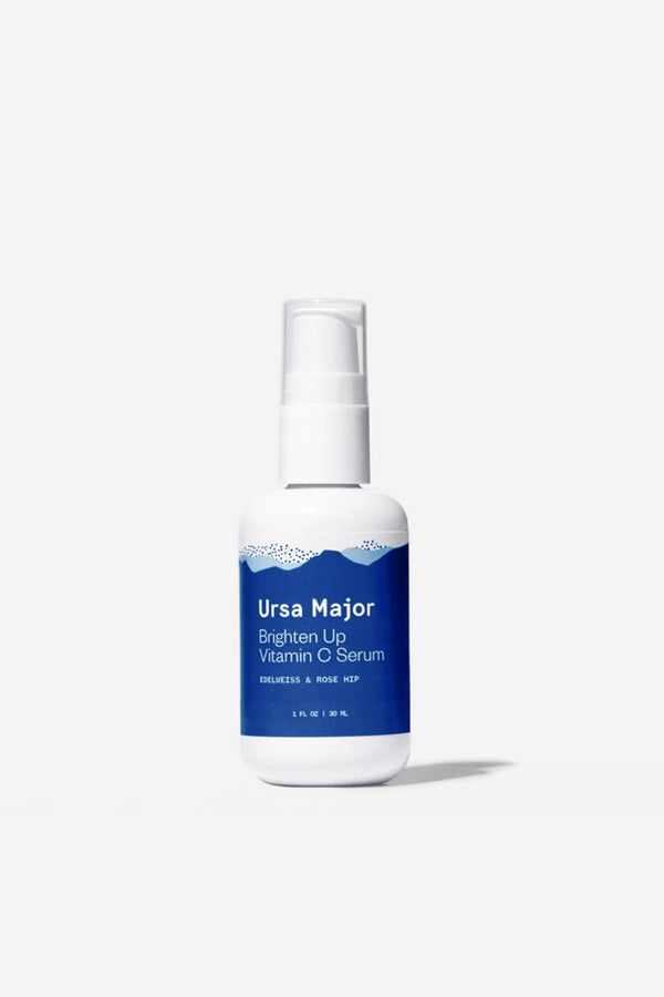 Ursa Major - Brighten Up Vitamin C Serum - Grooming - Face Grooming - Face Lotion - Modern Anthology-