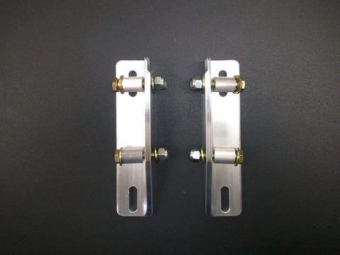 911 (964) Hinge Adaptors - Bexco Automotive