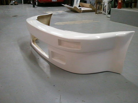 "911 RSR/Turbo Front Bumper 9"", 74-on"