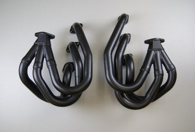 Porsche 911 European Racing Headers for 911 2.7 - 3.2 Liter Motors with Street Adaptor - Bexco Automotive