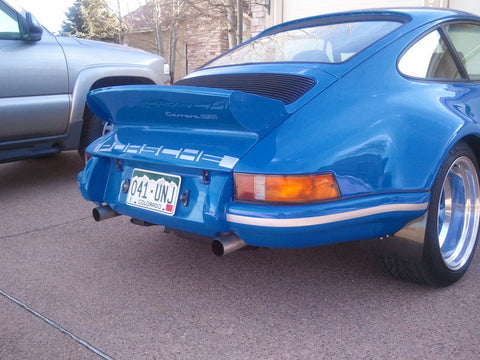 911 GT3 Style Tail Base