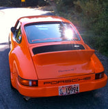 "911 RS/RSR Style Rear Bumper 9"", 78-on"