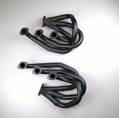 Porsche 911 European Racing Headers for 911 2.0 - 2.4 Liter Motors with Street Adaptor - Bexco Automotive