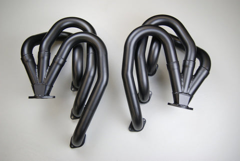Porsche 911 European Racing Headers for 911 3.4 - 3.8 Liter Motors - Bexco Automotive