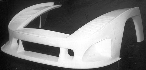935 K3 One-Piece Front Clip - Bexco Automotive