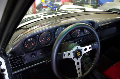 911 Carbon Fiber or Fiberglass Dashboard Top - Bexco Automotive