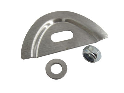 Rennline Stainless steel - floor board hold down bracket - Porsche