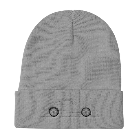 When Porsche is life...Knit Beanie