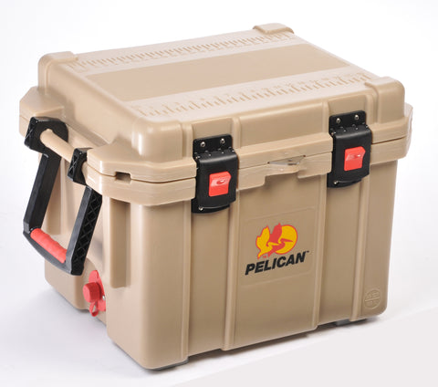 Pelican 35 Quart elite cooler - Tan