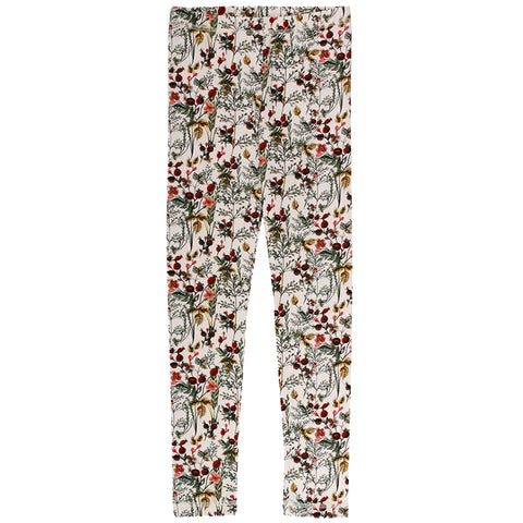 Leggings - Winter flower