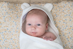 Swaddle handklæði - Dusty Rose
