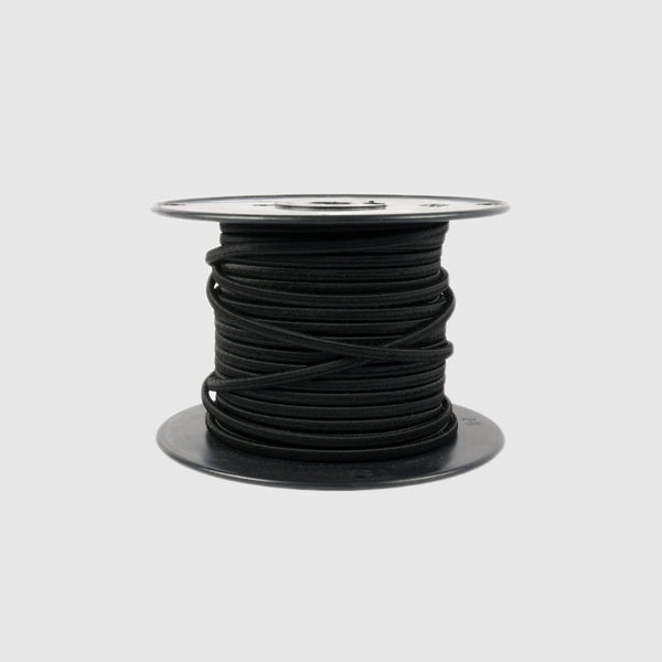 Flat Cloth Covered Wire - 18 Gauge