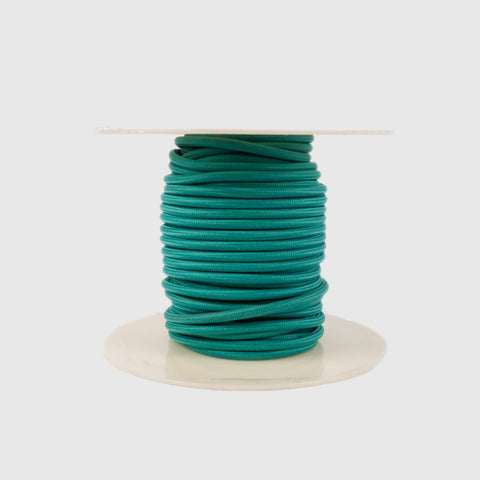 Round Cloth Covered Wire - 18 Gauge