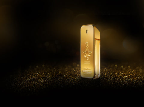 PACO RABANNE</center><center> 1 Million Absolutely Gold