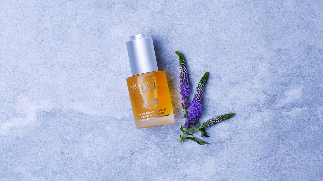 Echium & Amaranth Age Confidence Facial Oil