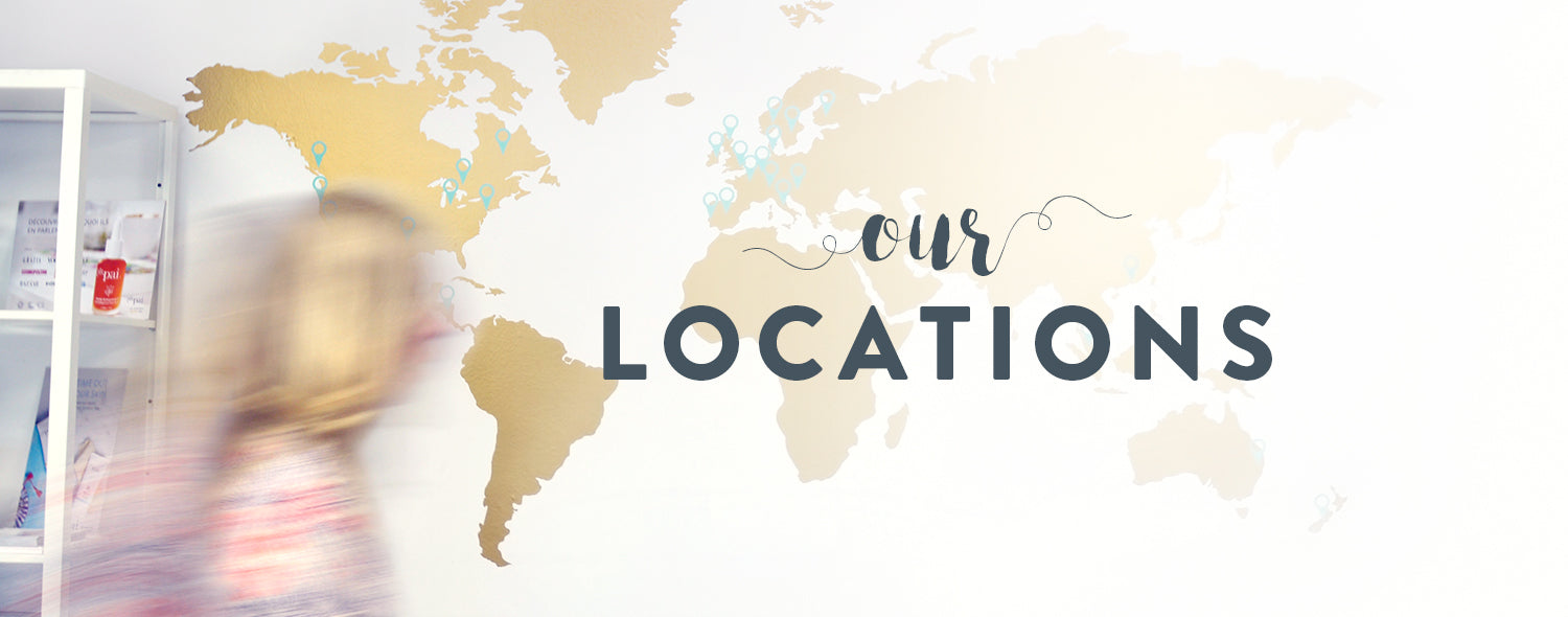 Pai Skincare Locations