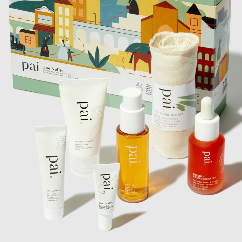 Pai Skincare The Nellie Iconic Explorers Limited Edition Gift Set