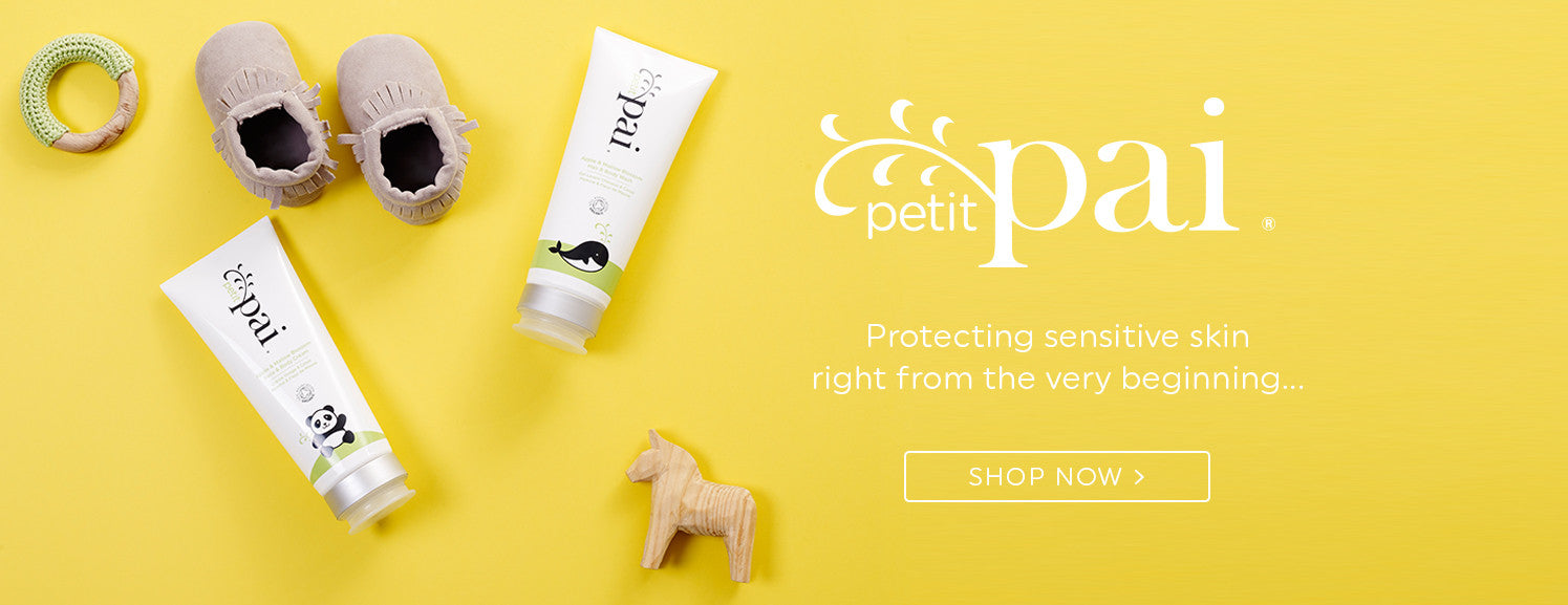 Protecting Sensitive Skin from the very beginning