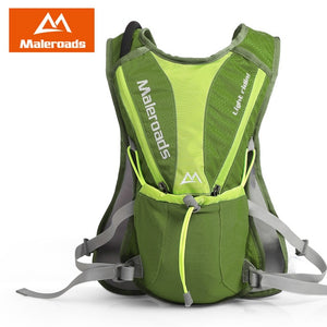 New Maleroads Cycle Cross Country Runner Ultralight Hike Hydration BackPack - Fitness Gear