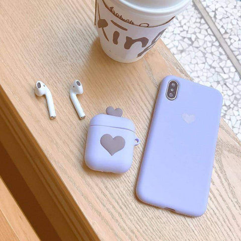 Image of Apple Airpod Silcone Protective Case Cover