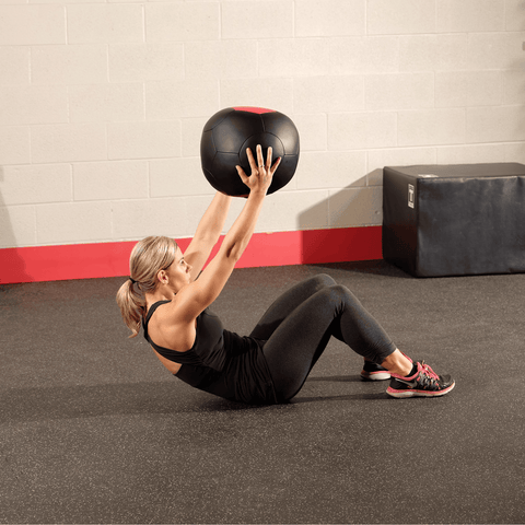 Image of 12 LB Soft Medicine Ball (WALL BALL) - Fitness Gear