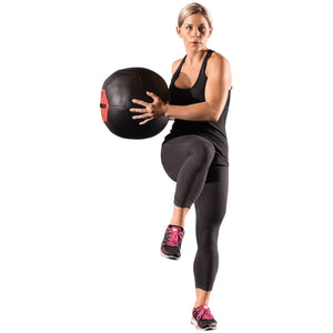 16 LB Soft Medicine Ball (WALL BALL) - Fitness Gear