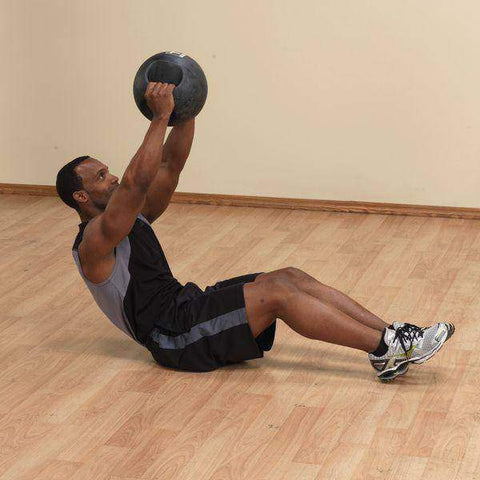 Image of 20lb. Dual Grip Medicine Ball - Fitness Gear