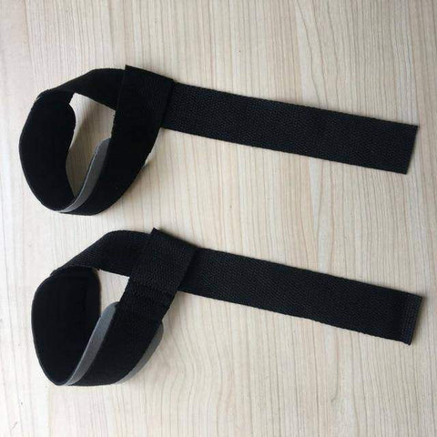 Image of Gym lifting straps 2 Pcs - Fitness Gear