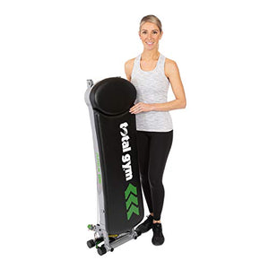 Total Gym APEX G5 Versatile Indoor Home Workout Total Body Strength Training Fitness Equipment with 10 Levels of Resistance and Attachments - Fitness Gear