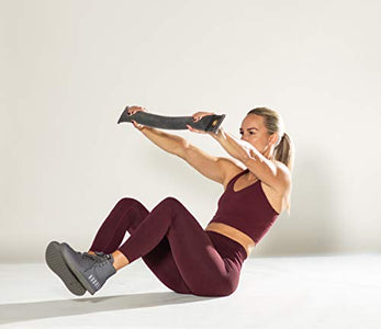 FitFighter Steelhose | 25 lb. Weight | Ideal Anywhere: Indoor, Outdoor, Home Gym | Total Body Workout | 5 Tools in One: Dumbbell, Kettlebell, Sandbag, Med Ball, and Sledge - FitnessGearUSA.Com