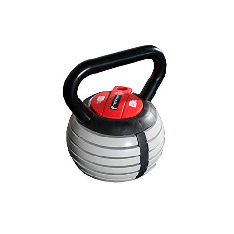 Image of Titan Fitness Kettlebell Weight Lifting Equipment, Adjustable for Your Own Personal Workouts - FitnessGearUSA.Com