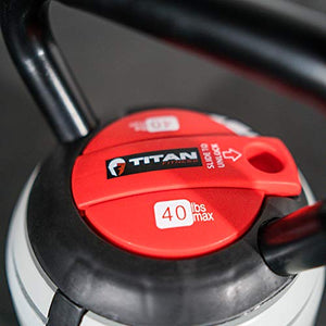 Titan Fitness Kettlebell Weight Lifting Equipment, Adjustable for Your Own Personal Workouts - FitnessGearUSA.Com