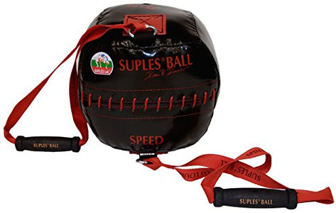 Suples Ball - Speed (Fitness, Bulgarian Bag, Crossfit, Wrestling, Judo, Grappling, Functional Training, MMA, Sandbag, Core, Medicine Ball) (9) - Fitness Gear