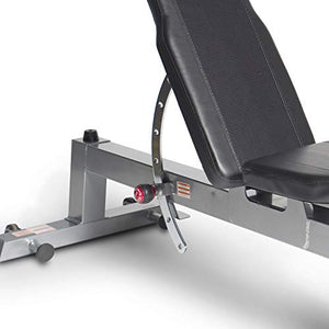 CAP Barbell Deluxe Utility Weight Bench - Fitness Gear
