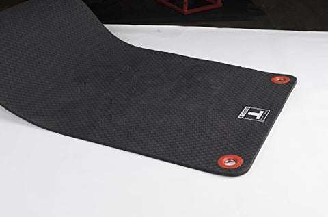 Image of Body-Solid BSTFM20 Hanging Exercise Mat,Black - Fitness Gear