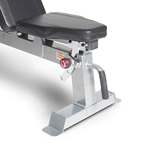 Image of CAP Barbell Deluxe Utility Weight Bench - Fitness Gear