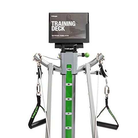 Image of Total Gym APEX G5 Versatile Indoor Home Workout Total Body Strength Training Fitness Equipment with 10 Levels of Resistance and Attachments - Fitness Gear