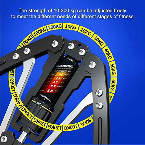 New Equipment Power Twister Arm Chest Fitness Exercise Stand Training USA