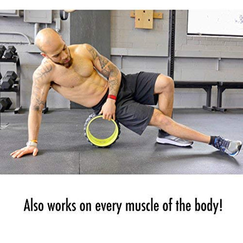 the ultimate back roller  acumobility myofascial release