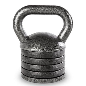 Apex Adjustable Heavy-Duty Exercise Kettlebell Weight Set Strength Training and Weightlifting Equipment for Home Gyms APKB-5009 - FitnessGearUSA.Com