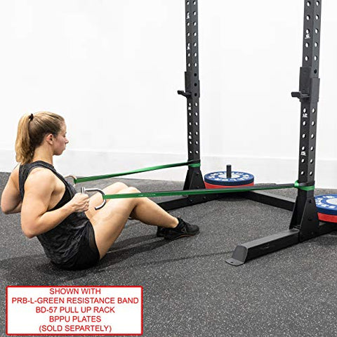 Image of Valor Fitness MB-7 Resistance Band Handles for Resistance Band Workout Garage & Home Gym Exercise - FitnessGearUSA.Com