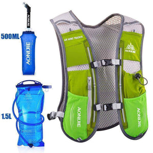 AONIJIE 1.5L Bag   500ml Kettle Running Backpack Outdoor Hydration Vest Pack - FitnessGearUSA.Com