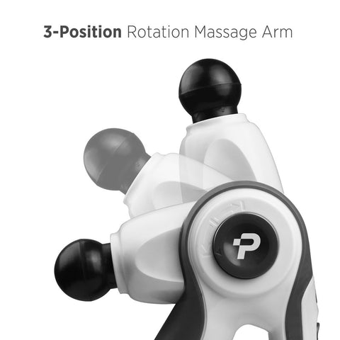 Image of Pleno M3.1 Massage Gun-Handheld Deep Tissue Therapy Massager - FitnessGearUSA.Com