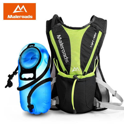 Image of New Maleroads Cycle Cross Country Runner Ultralight Hike Hydration BackPack - Fitness Gear