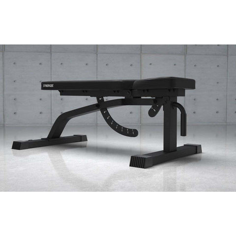 ADJUSTABLE INCLINE/DECLINE BENCH - Fitness Gear